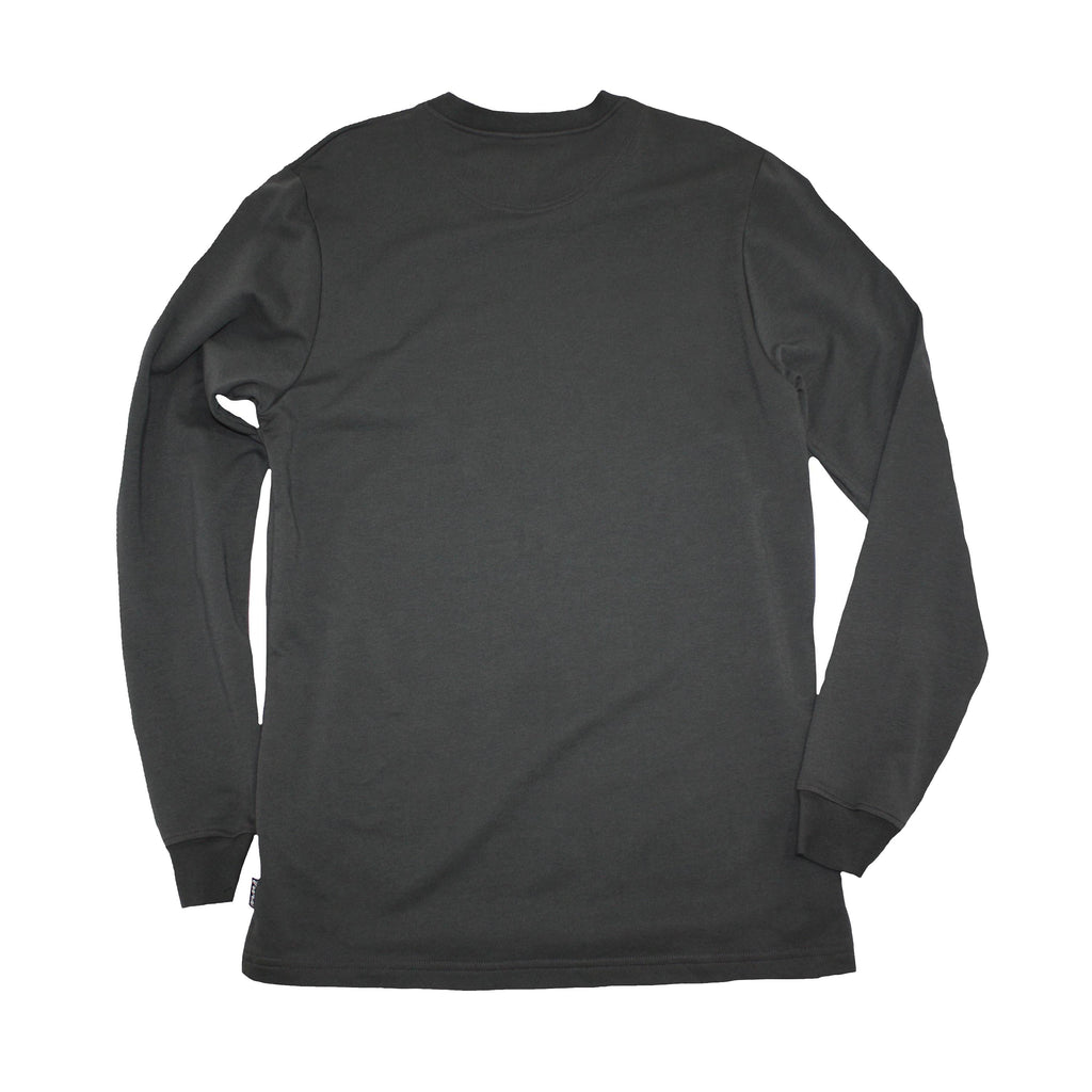 Long sleeve mens knit