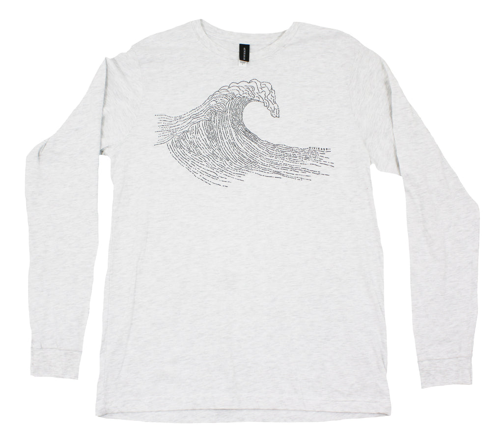 STEAMERS LONG SLEEVE TEE
