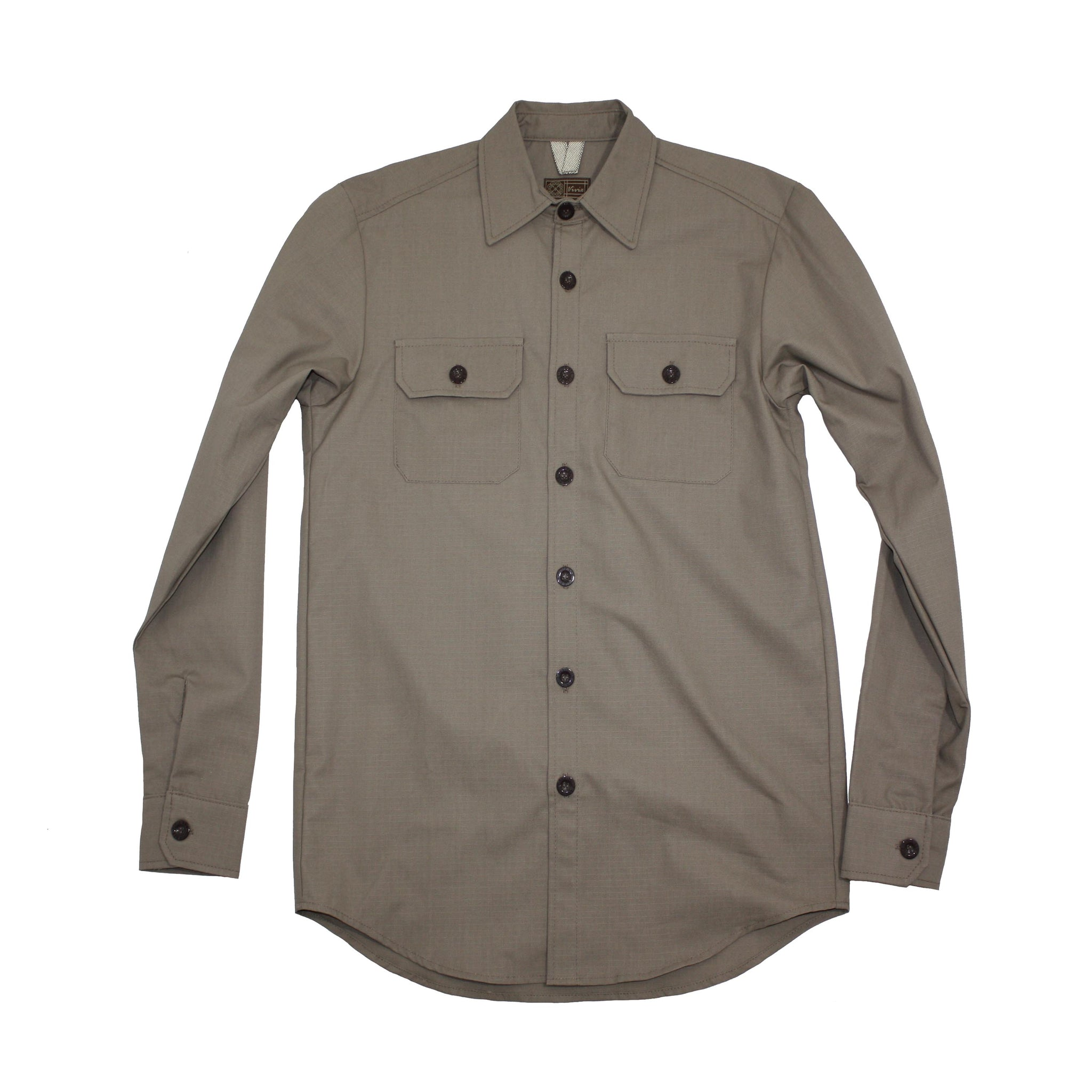 American made mens button up jacket