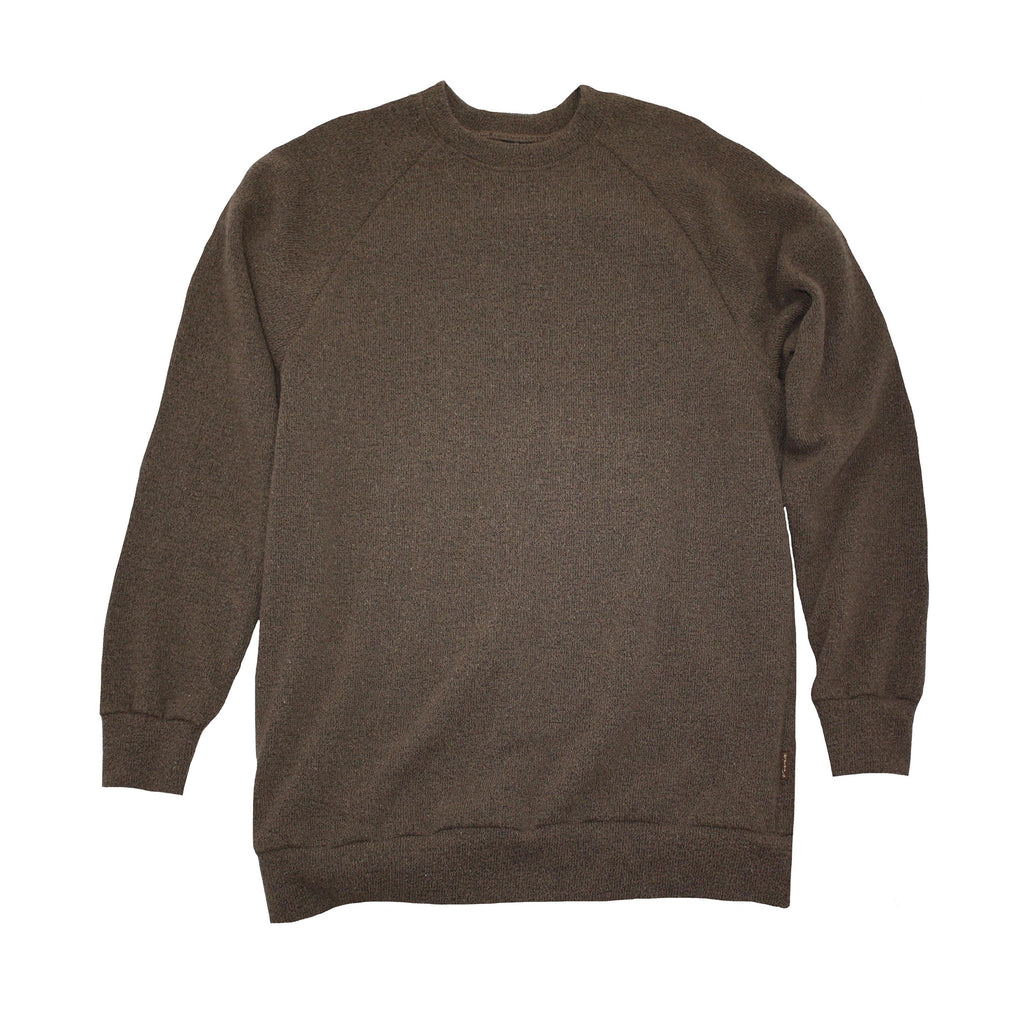 American made organic sweater