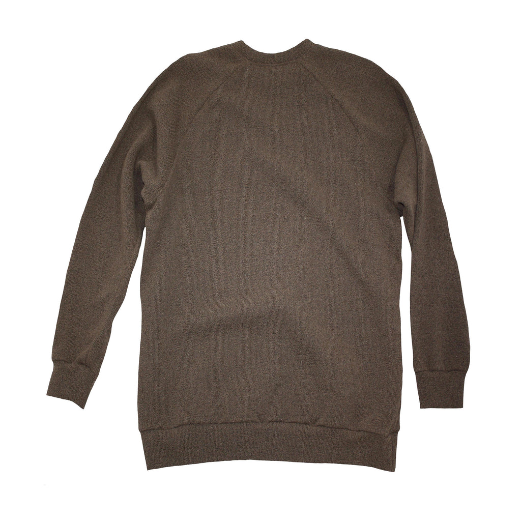 Organic mens sweater