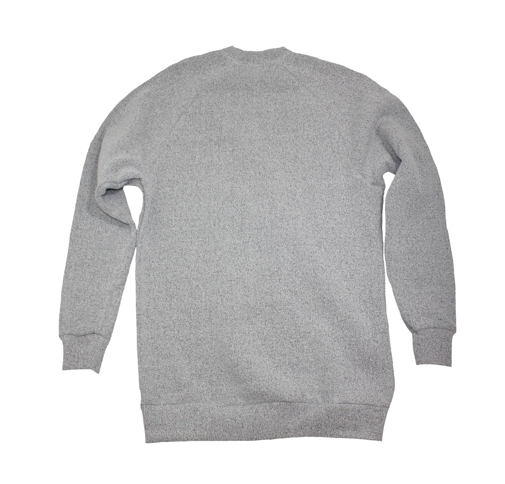Premium organic mens sweater