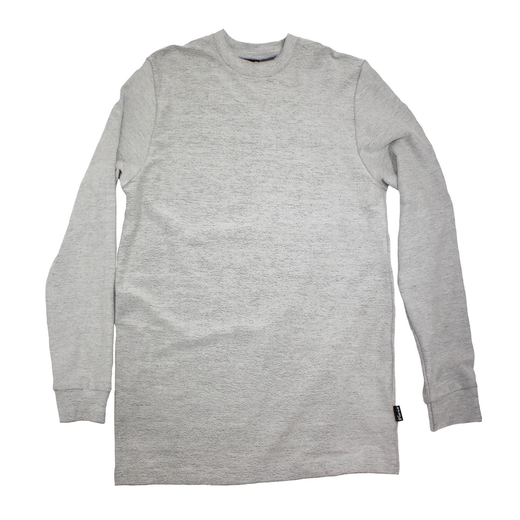 Mens American made long sleeve knit