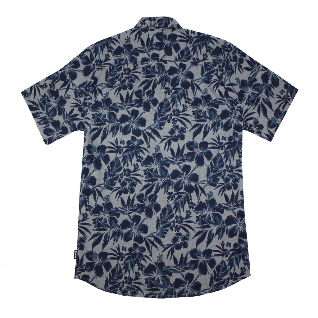 Vivix 659 Hawaiian short sleeve button up