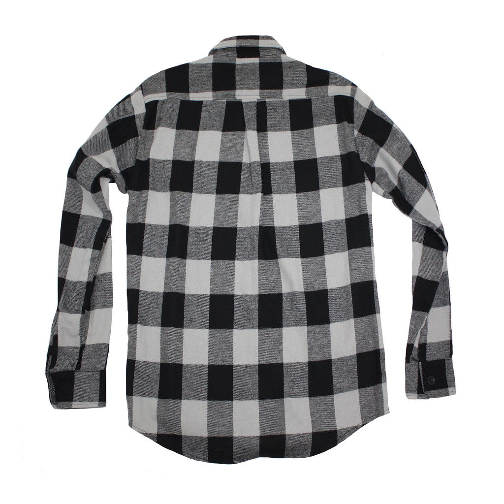 American Made Mens Flannel Button Up