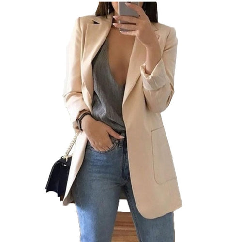 Blazer semi long