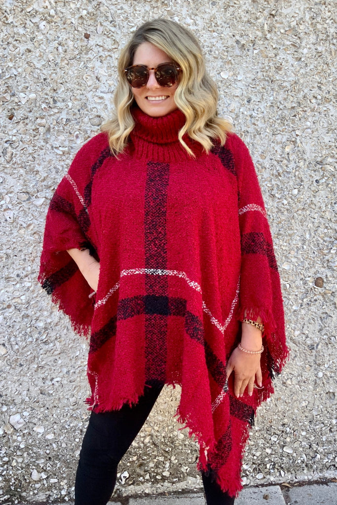 Light Weight Ponchos Are Here.