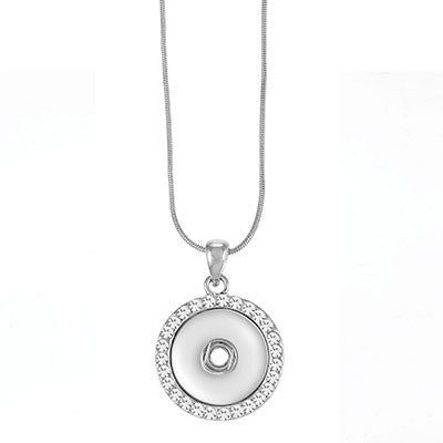 Ginger Snaps Bling Necklace - Wild & Personal Boutique