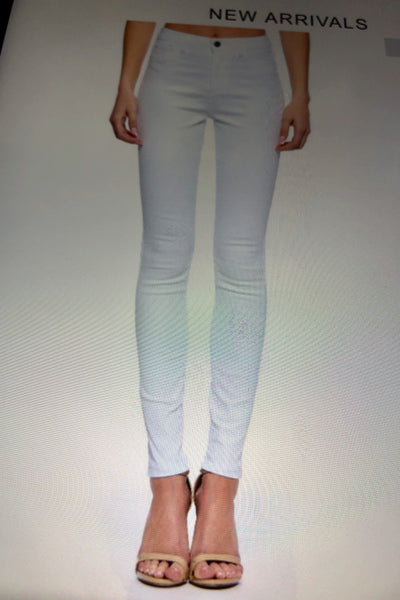 Perfect Light Weight Denim Skinny Jeans - Wild & Personal Boutique