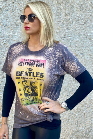 Love The New Vintage Tees - The Rage!