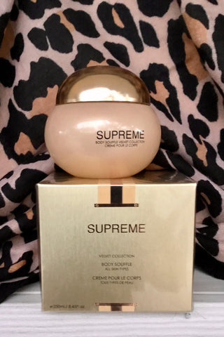 Supreme Body Souffle Velvet Collection - Wild & Personal Boutique
