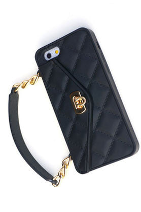 Pursecase Iphone 5, 6, 6+,7, 7+ - Wild & Personal Boutique