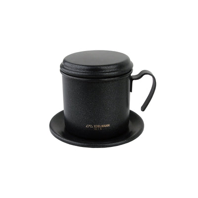 EDELMANN S.E. COFFEE DRIPPER 5OZ. BLACK