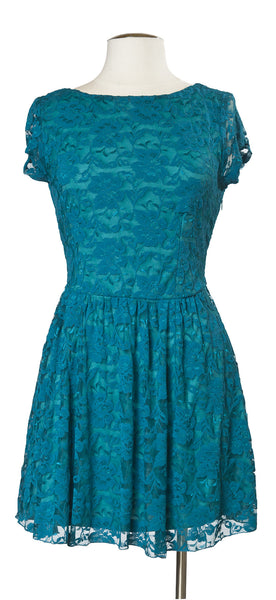 Scoop of Sherbet Lace Dress