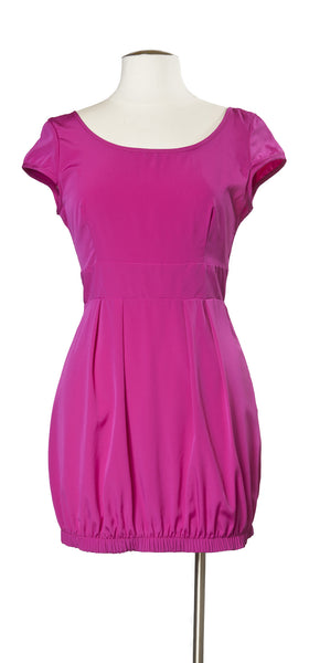 Trendy Tapas Bar Dress in Orchid