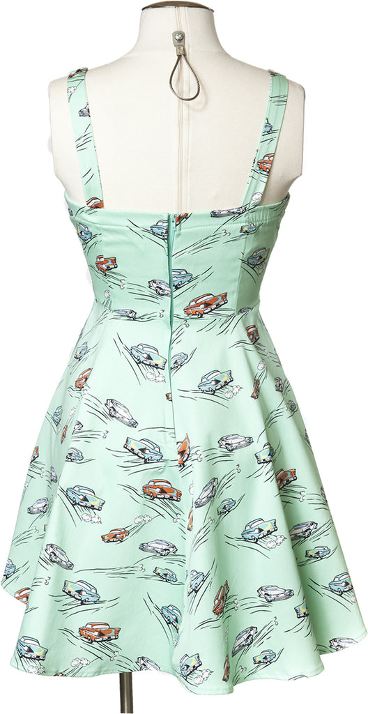 Coastal Cruising Dress