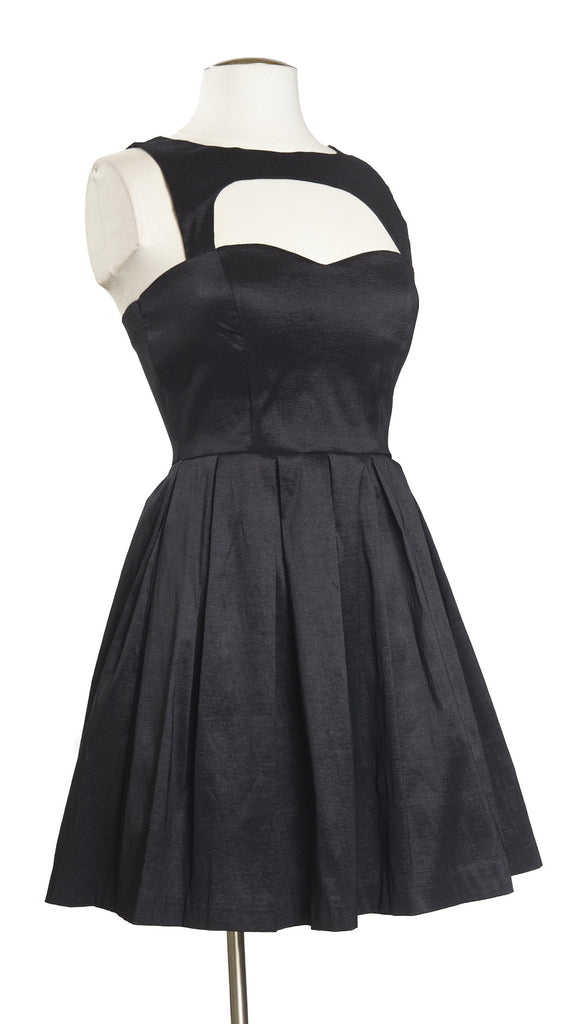 Made the Cut Dress in Black