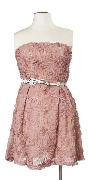 Wedding in Marin Dress in Dusty Rose