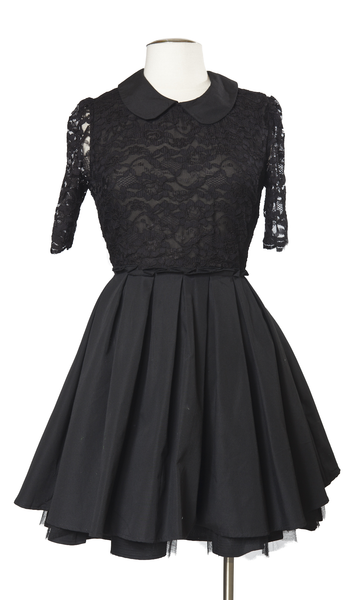 San Francisco Sophisticate Dress in Black