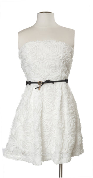 Wedding in Marin Dress in White