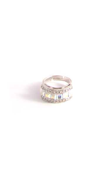 Opalescent Occasion Ring