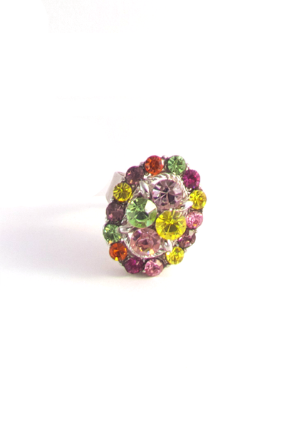 Basket of Gems Ring