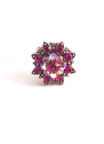 Rose Overture Ring