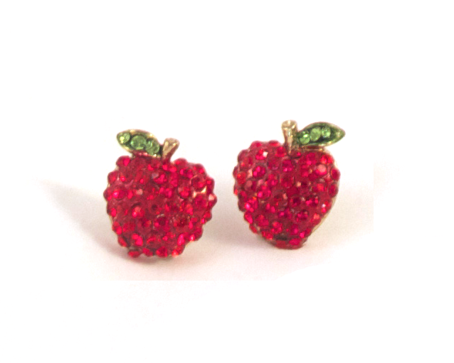 Apple-y Ever After Earrings