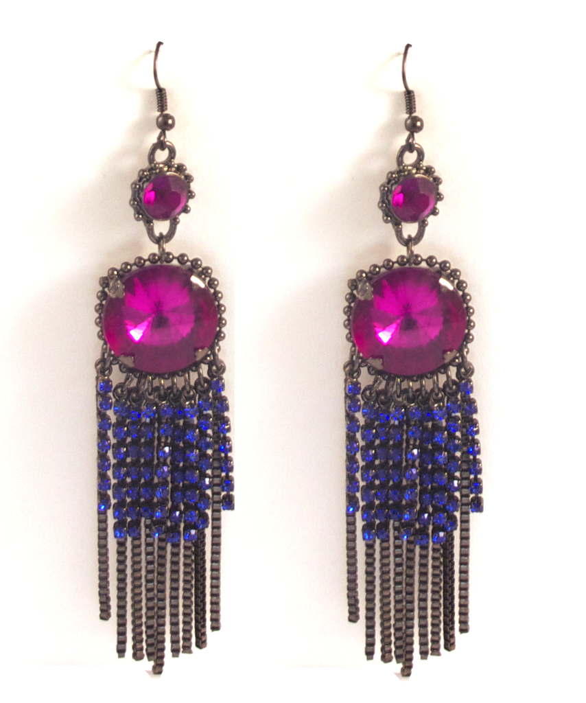 Treasured Tassle Earrings
