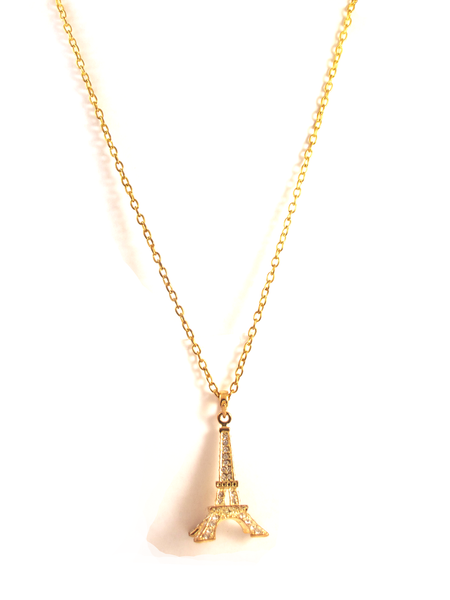 Eiffel For You Necklace
