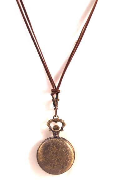 Once Upon A Time Pocketwatch Necklace