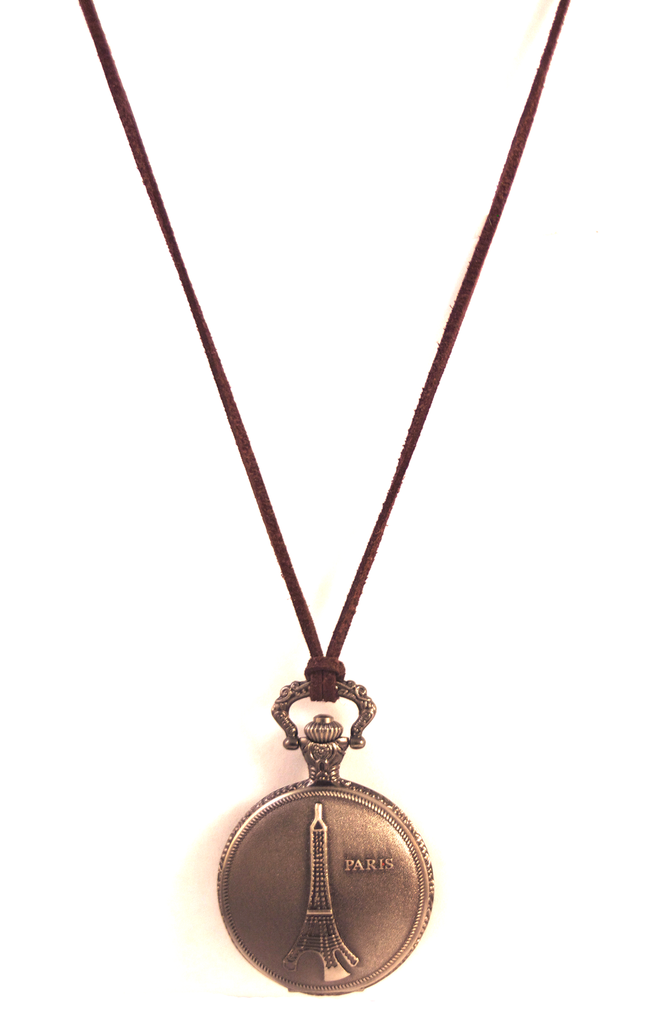 Time of Your Life Pocketwatch Necklace