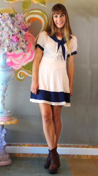 Popular Among Her Piers Sailor Dress