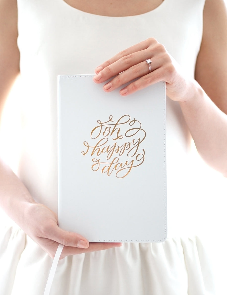 Memories of Us: A Prompted Wedding Journal