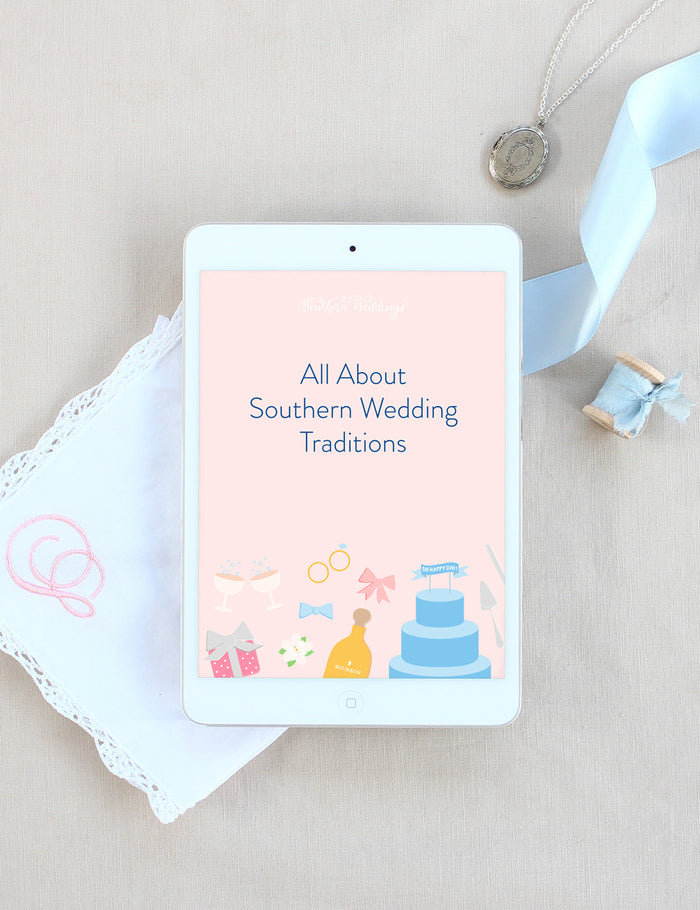 All About Southern Wedding Traditions