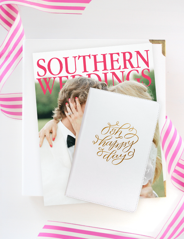 The Southern Weddings Gift Set