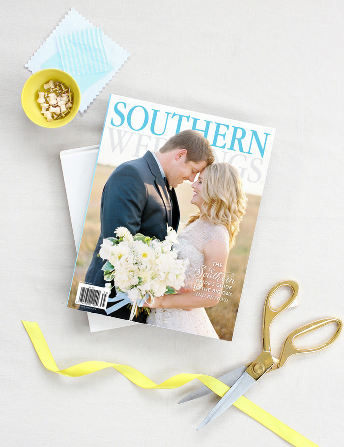 Southern Weddings Volume 6