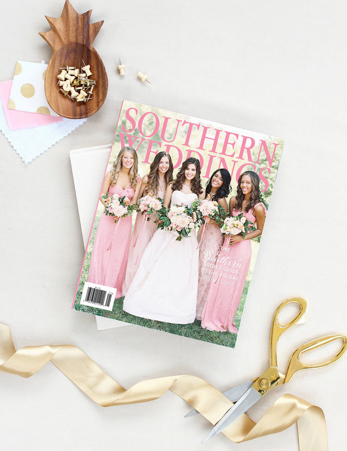 Southern Weddings Volume 7
