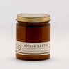 Amber Santal Classic Candle 50hour Burn - bia candle co