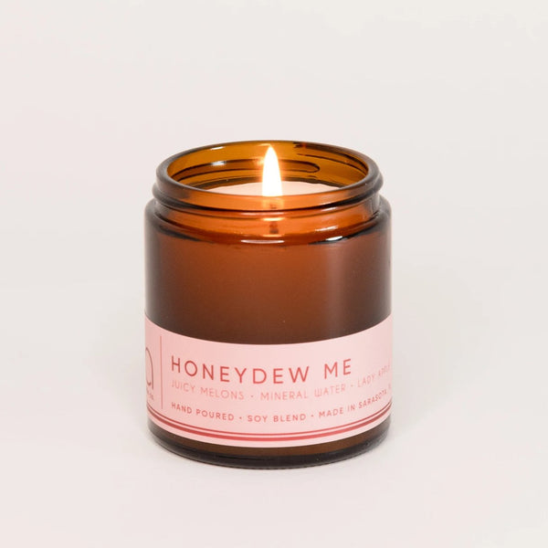 Honeydew Me Petite Candle 20hr Burn - bia candle co