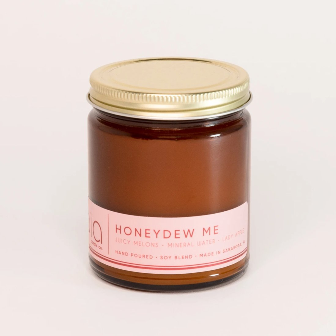 Honeydew Me Classic Candle 50hr Burn - bia candle co