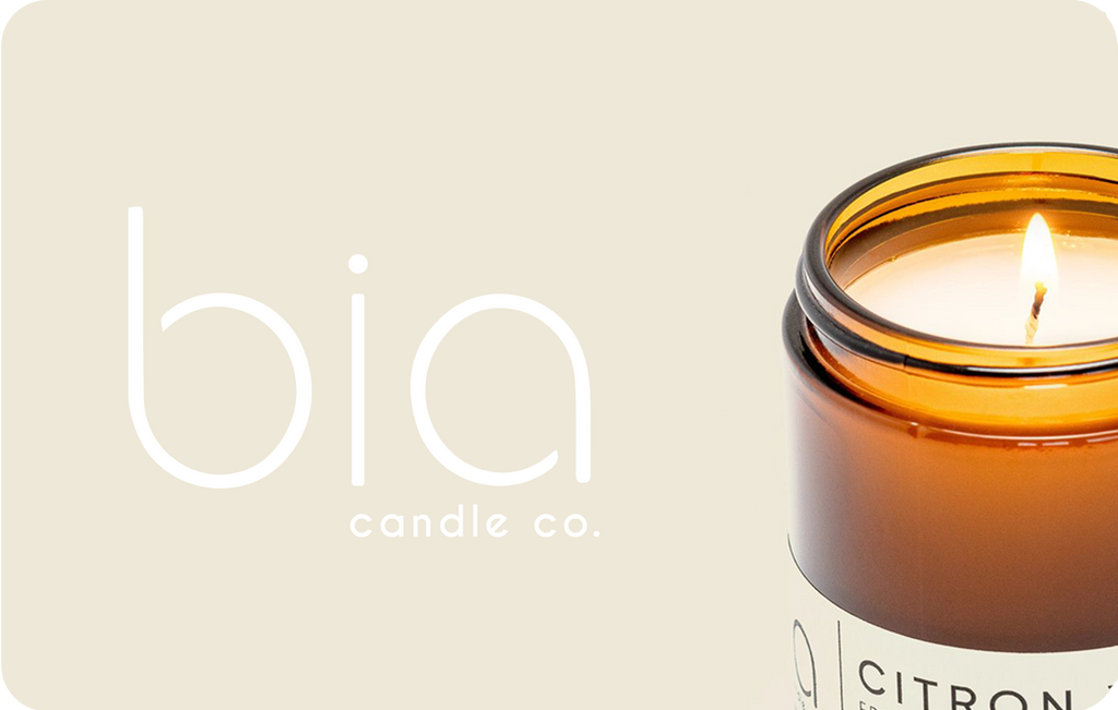 Gift Card - bia candle co