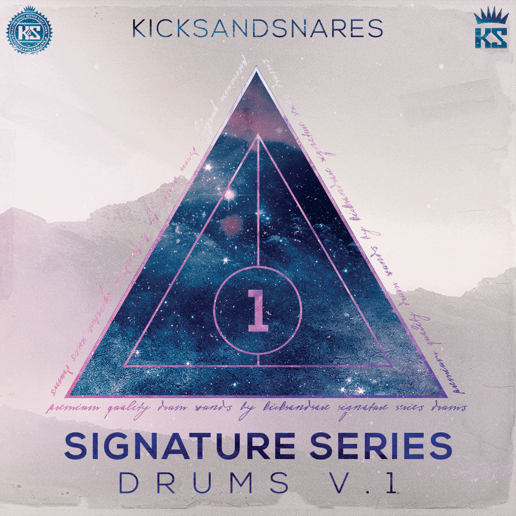 Signature Series Drums Bundle
