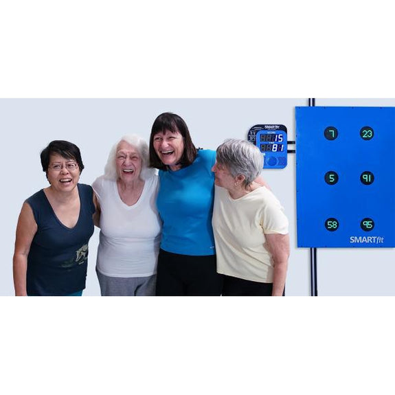 SMARTfit for Active Ageing and Older Adults
