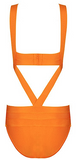 Shay Cut Out Bandage Swimsuit - More Colors