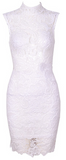 Tara Crochet Mini Dress - More Colors