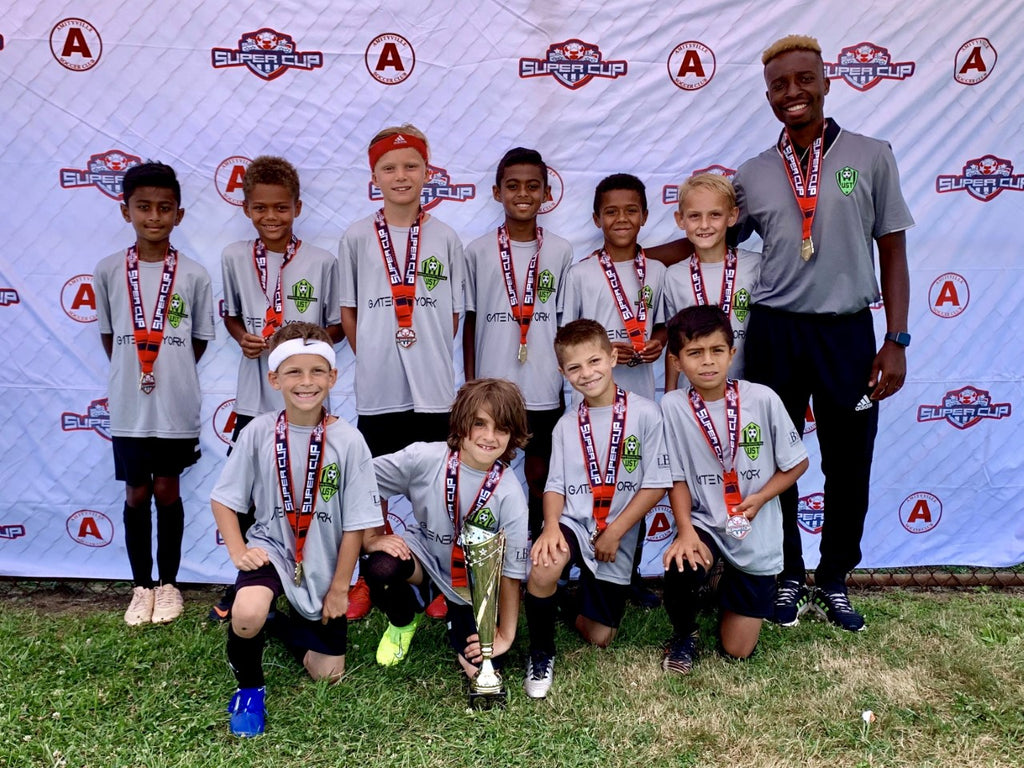 Congratulations to our B2010 Dix Hills UST Elite for winning the Amityville Super Cup tournament !!