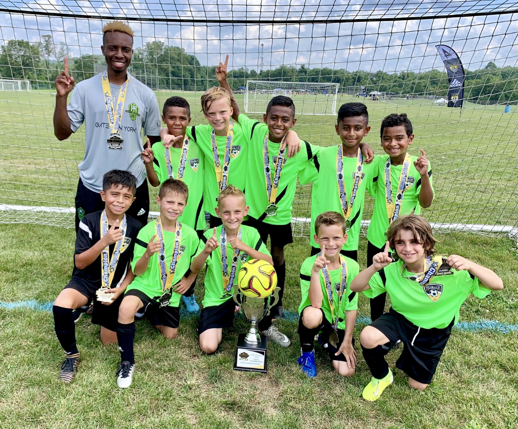 Congratulations to our B2010 Dix Hills UST Elite for coming in first place in the top bracket of the Spirit United Kickoff Classic.