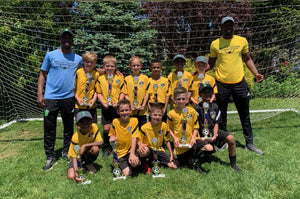 Congratulations to our Boys 2010 UST Elite!