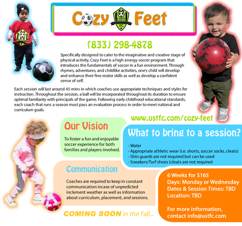 Cozy Feet Program
